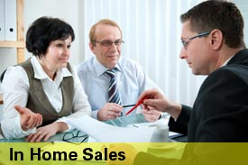 In Home Sales