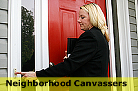 Neighborhood Canvassers