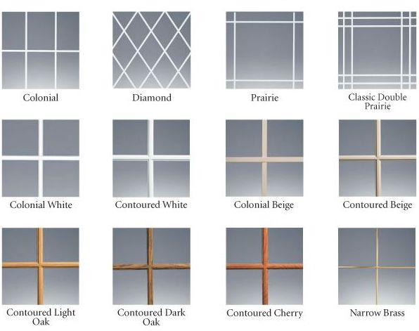 Interior Grid Options