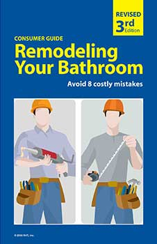 Consumer Guide to Remodeling Baths
